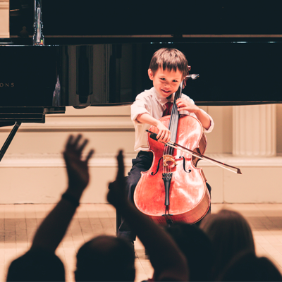Cello lessons in Houston | Performance in New York City at Carnegie Hall | instruments
