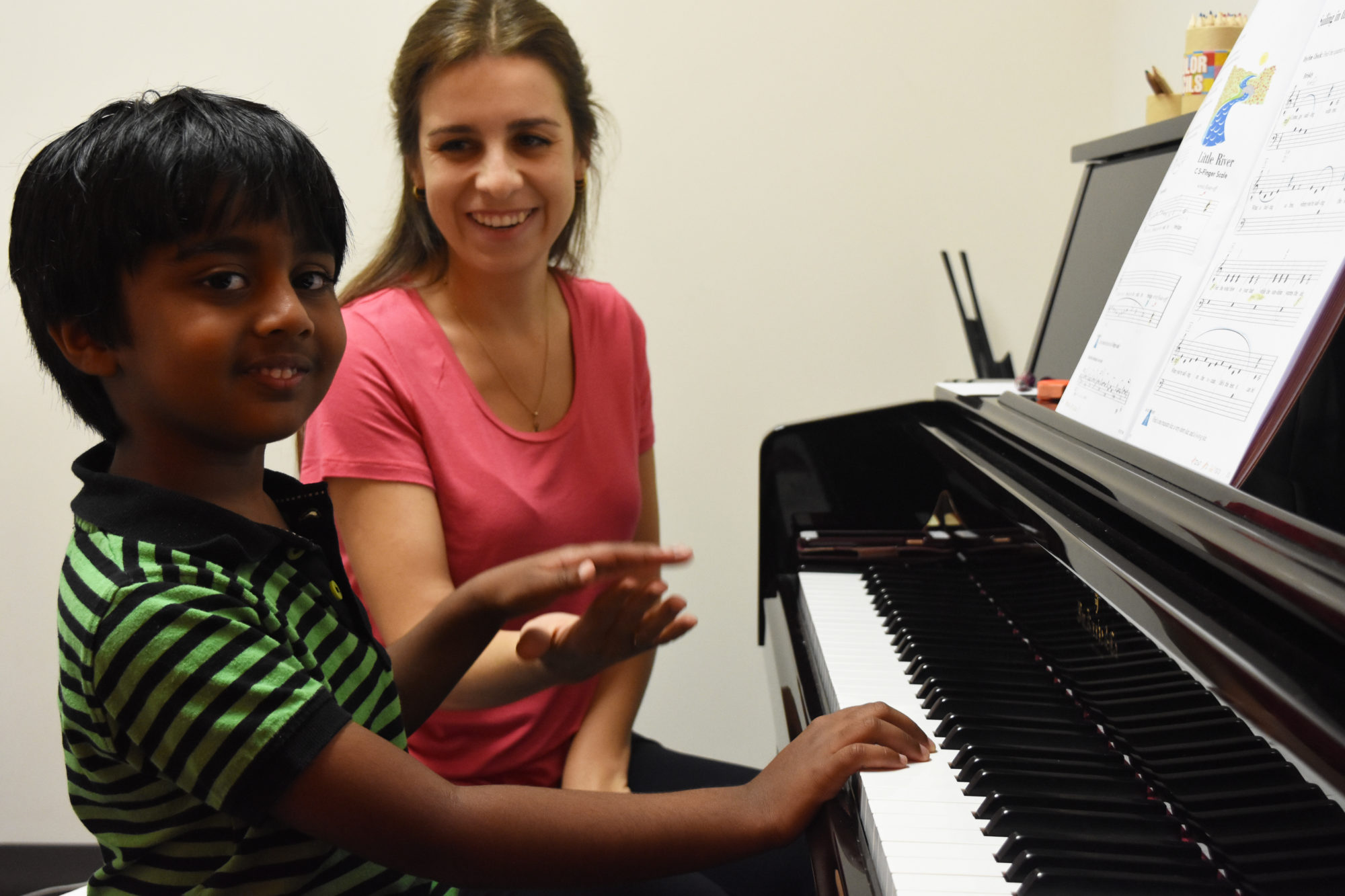 Piano Lessons – Leticia Rodrigues