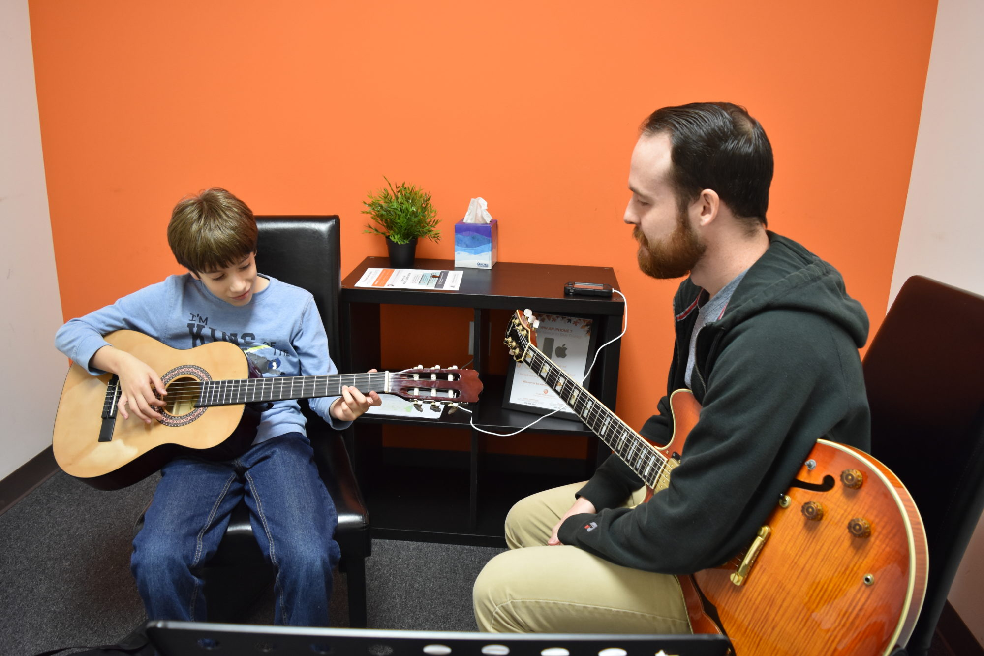 Guitar Lessons at Vivaldi Music Academy