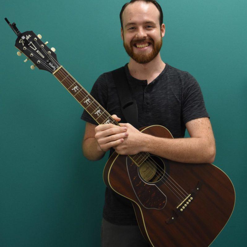 Vivaldi Music Academy - Guitar Lessons