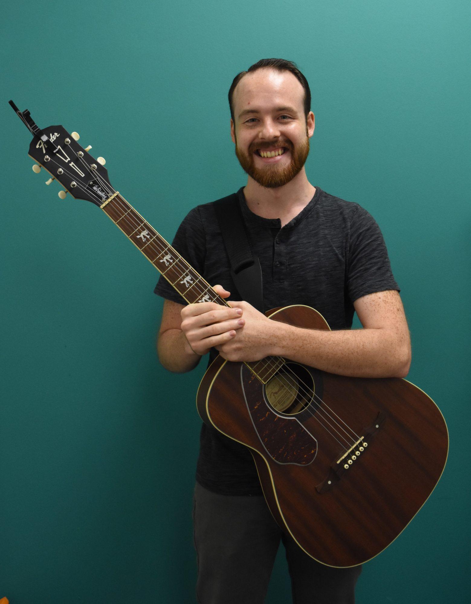 Nehemiah Hughes – Guitar Lessons