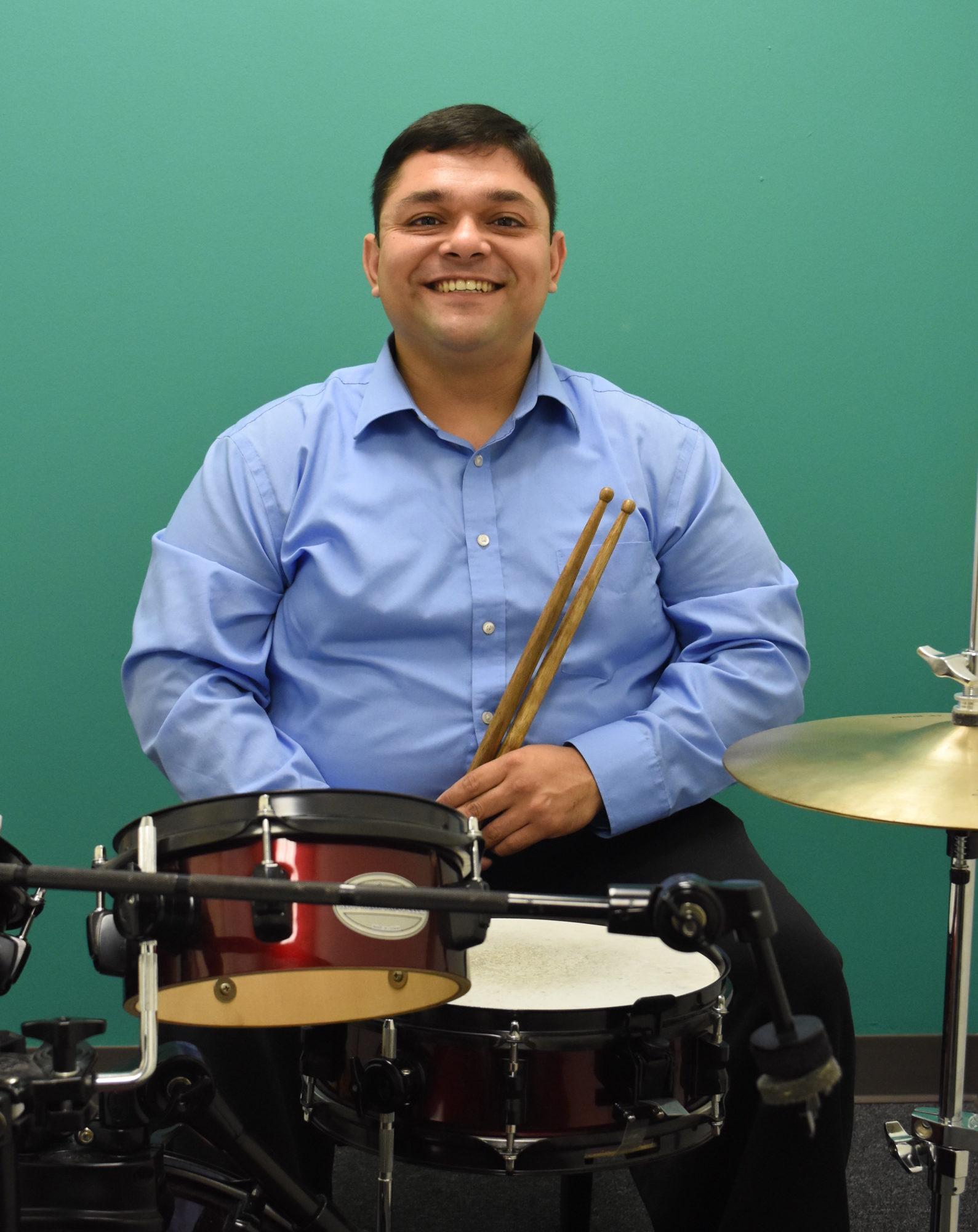 John V. Drum Lessons – Houston