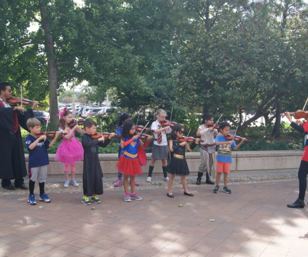 Vivaldi Strings Performance Program - Group Violin