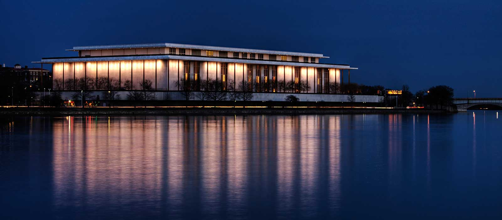 The Kennedy Center – Outside