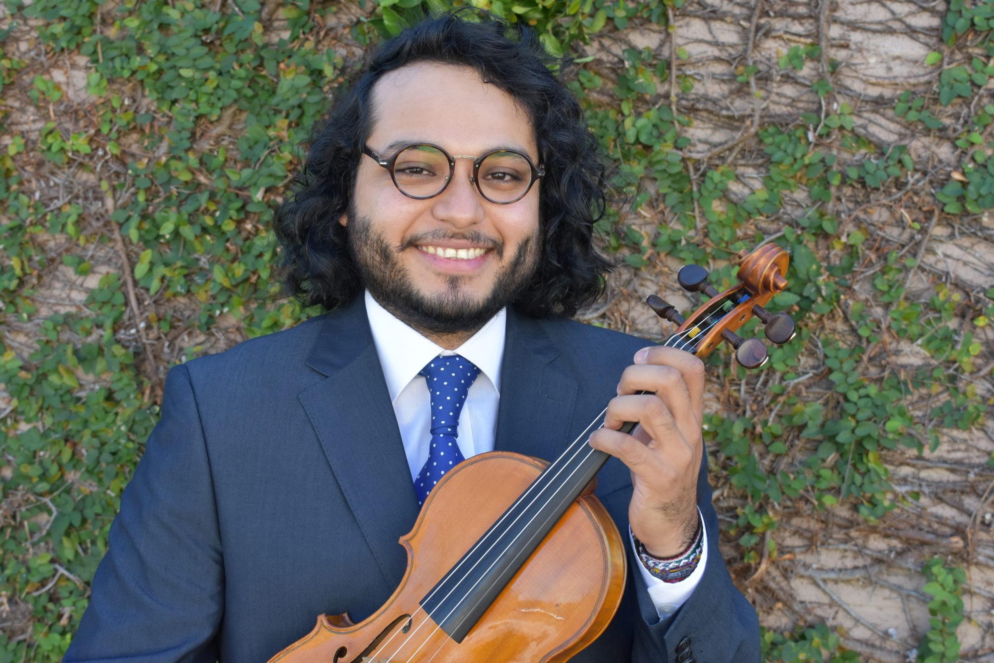 Arturo Garcia – Violin Lessons