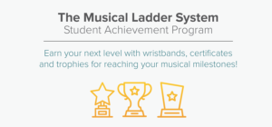 Musical Ladder System at Vivaldi Music Academy