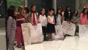 Vivaldi Music Academy's Group Voice performs at Houston's Children's Museum