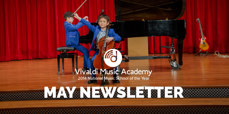 Cello Lessons at Vivaldi Music Academy