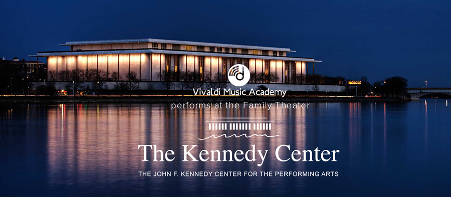 Houston's Premier Music School goes to Washington D.C. to perform at the Kennedy Center