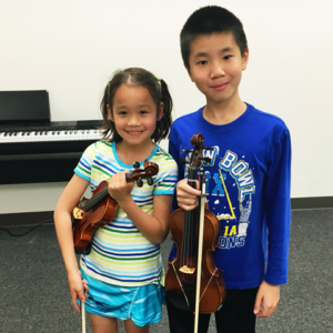 Vivaldi Strings - Group Violin Class