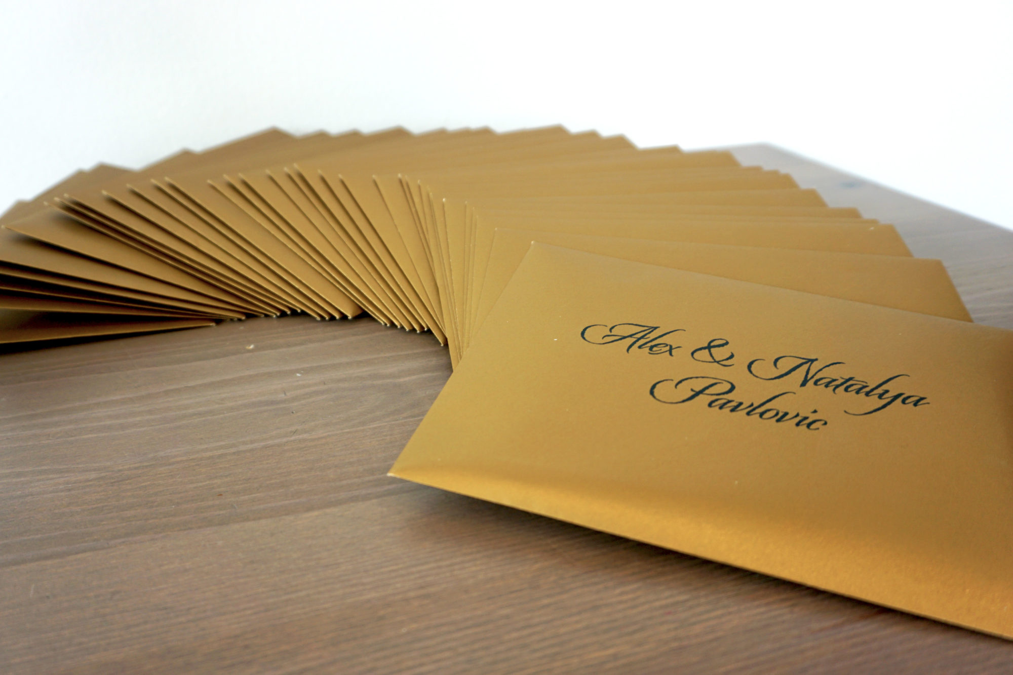 The Kennedy Center invitations