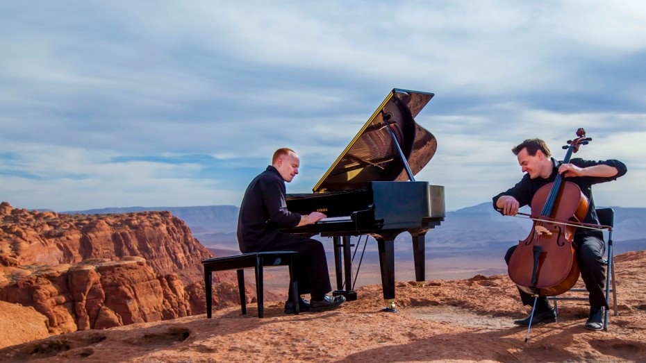 The Piano Guys Banner