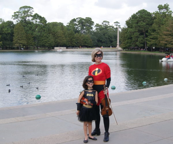 Vivaldi Strings - Vivaldi Music Academy - Hermann Park