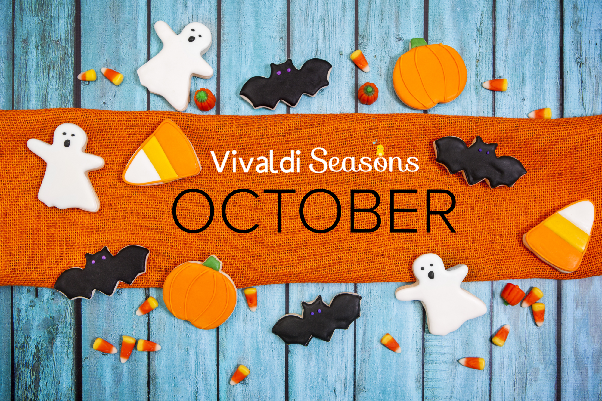Vivaldi Seasons - October Theme