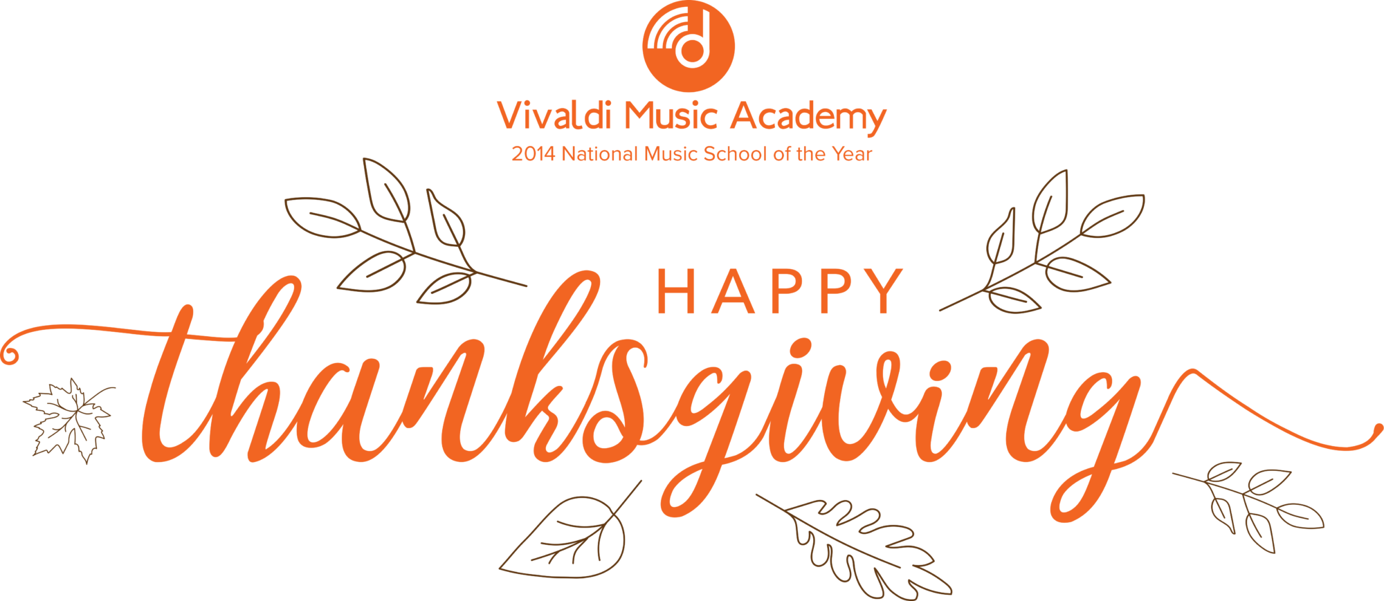 Happy Thanksgiving Vivaldi Families