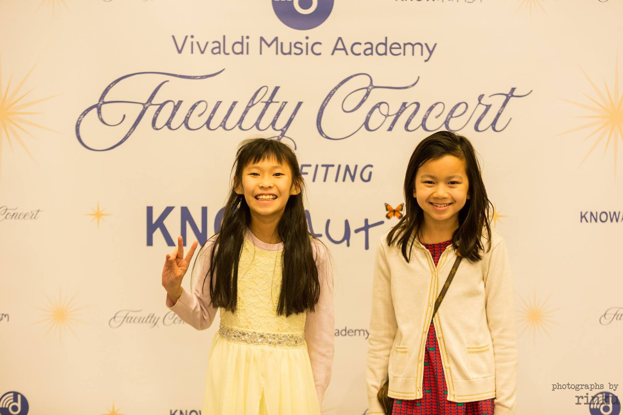 Julia and Friend – Faculty Concert 2018