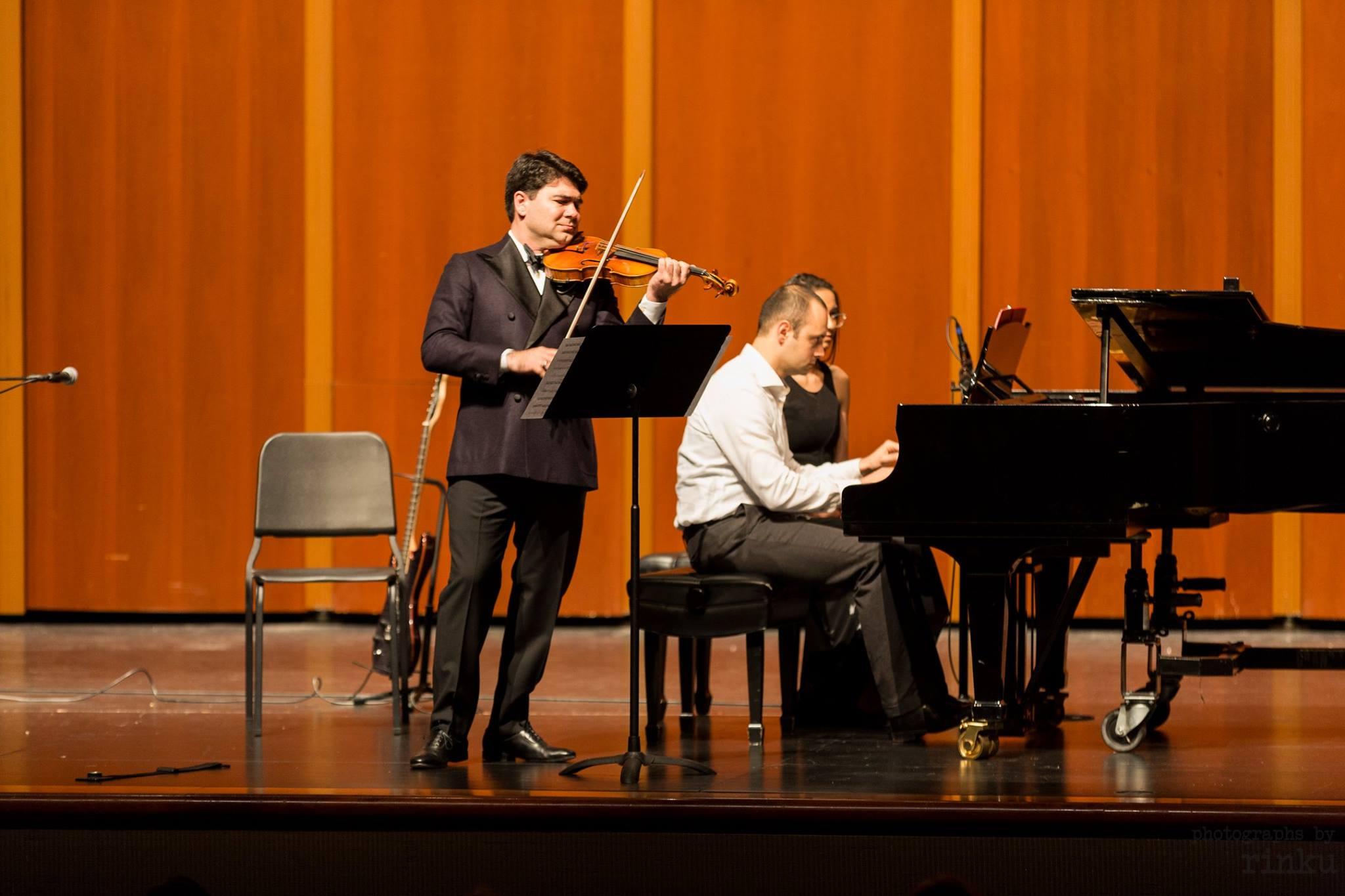 Zeljko Pavlovic and Krume – Faculty Concert 2018