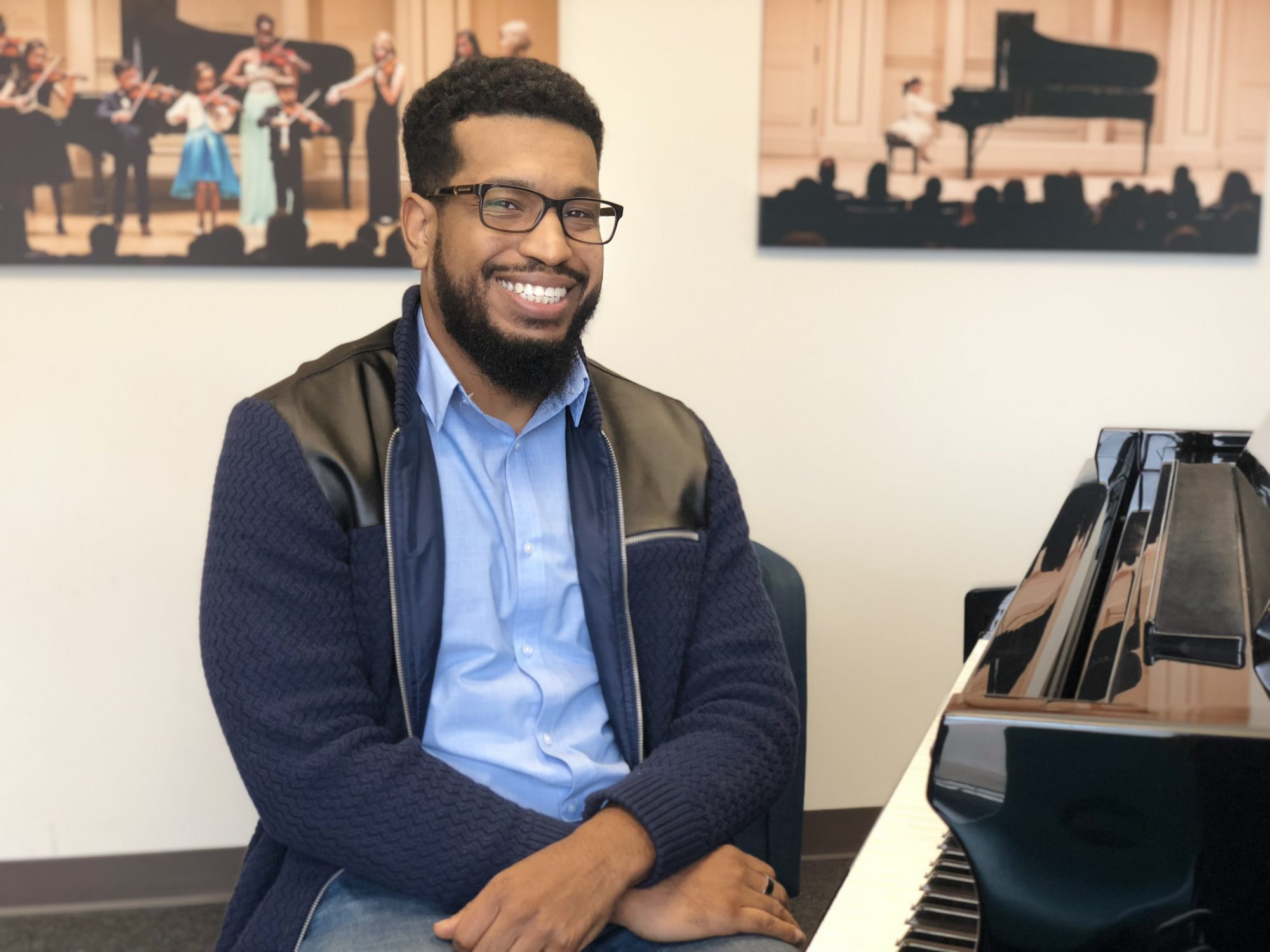 Tommy Scott III – Piano lessons