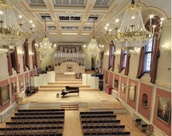 Vivaldi Music at Royal Academy of Music