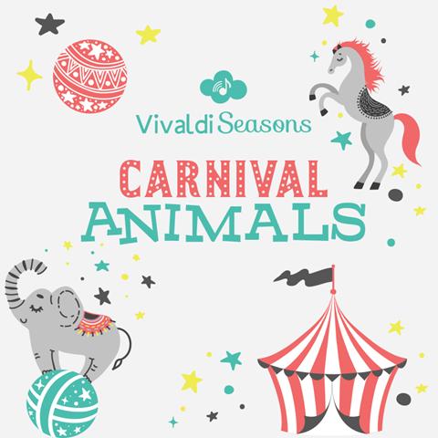 "Vivaldi Seasons ""Carnival of the Animals"""