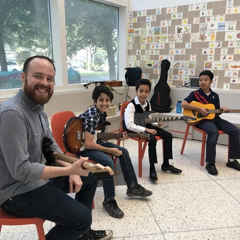 Vivaldi Rocks music performance group