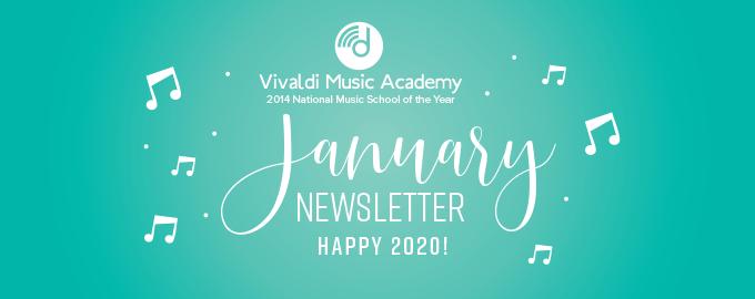 January Banner - Newsletter - 2020