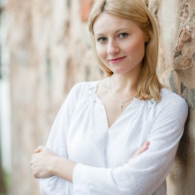 Olena Blahulyak