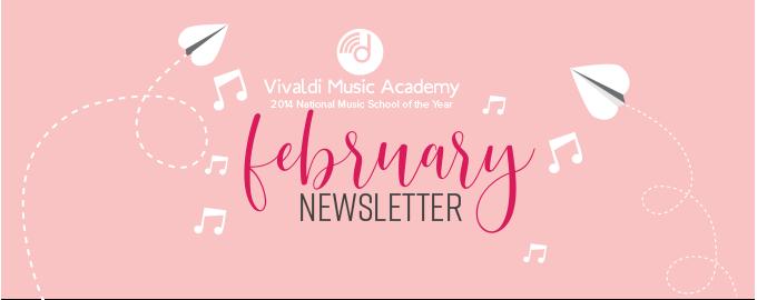 Banner for Newsletter - February