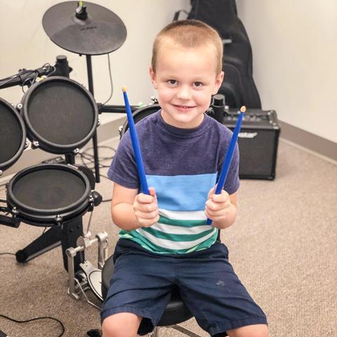 Drum Lessons – Instrument