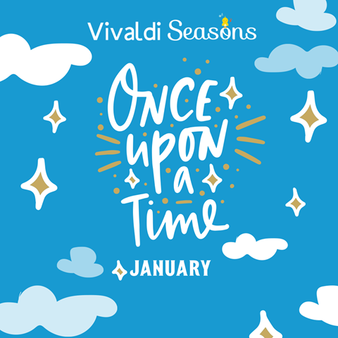Vivaldi Seasons Once upon a Time
