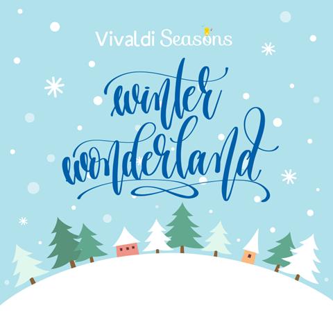 Winter Wonderland in Vivaldi Seasons!