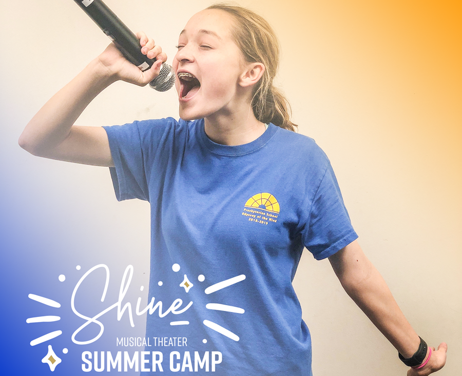 music theater summer camp, SHINE