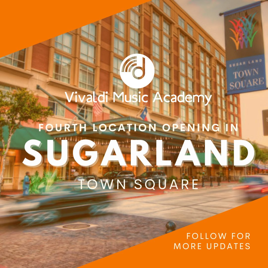 Vivaldi Music Academy Opens in Sugar Land